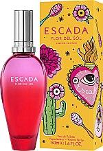 Escada Flor Del Sol Limited Edition - Eau de toilette — foto N2
