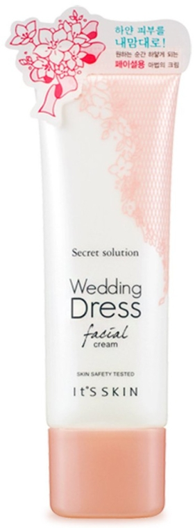 Crema viso sbiancante - It's Skin Secret Solution Wedding Dress Facial Cream