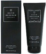 Profumi e cosmetici David Beckham Instinct - Gel doccia