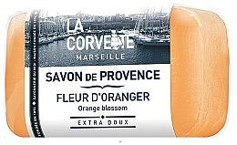 """Profumi e cosmetici Sapone provenzale """"Fiore d'arancio"""" - La Corvette Provence Soap Orange Blossom"""