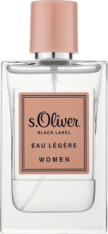 S. Oliver Black Label Eau Legere Women - Eau de toilette — foto N1