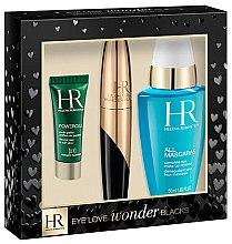 Profumi e cosmetici Set - Helena Rubinstein Eye Love Wonder Blacks Set (mascara/7ml eye/ser/3ml + eye/lot/50ml)