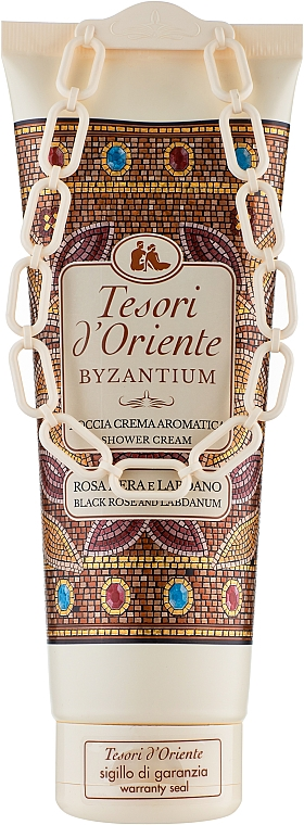 Tesori d'Oriente Byzantium Shower Cream - Crema doccia