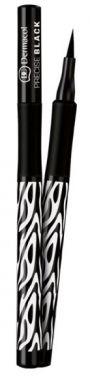 Eyeliner pennarello - Dermacol Black Sensation Precise black