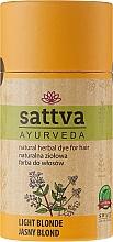 Profumi e cosmetici Tinta capelli - Sattva Ayuvrveda