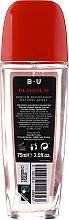 B.U. Heartbeat - Deodorante-spray — foto N2