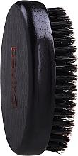 Profumi e cosmetici Spazzola per barba - Beviro Pear Wood Beard Brush