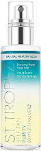 Profumi e cosmetici Spray viso idratante con graduale abbronzatura - St. Tropez Self Tan Purity Bronzing Water Face Mist
