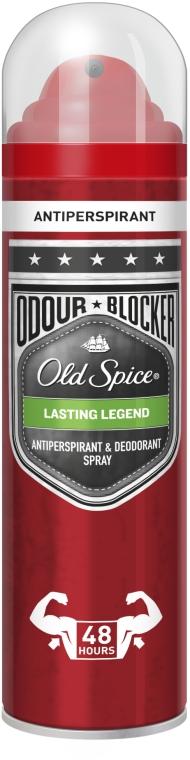 Deodorante aerosol - Old Spice Lasting Legend Dezodorant Spray