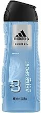 Profumi e cosmetici Gel doccia - Adidas After Sport 3 Protein Shower Gel
