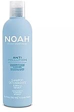 Profumi e cosmetici Shampoo detergente e idratante all'Aloe Vera e olio di moringa - Noah Anti Pollution Detox Shampoo