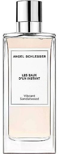 Angel Schlesser Les Eaux d'un Instant Vibrant Sandalwood - Eau de toilette — foto N2