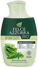 Profumi e cosmetici Sapone liquido per l'igiene intima - Felce Azzurra BIO Aloe Vera&Green Tea