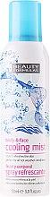 Profumi e cosmetici Spray rinfrescante per viso e corpo - Beauty Formulas Cooling Mist Spray