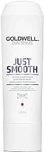 Profumi e cosmetici Condizionante per capelli - Goldwell Dualsenses Just Smooth Taming Conditioner