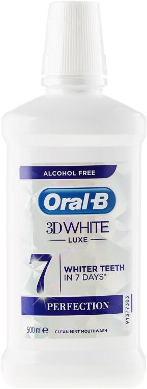 Collutorio - Oral-b 3D White Luxe Perfection