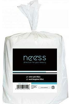 Dischetti di cotone senza pelucchi per manicure - Neess Cotton Pads