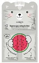 """Profumi e cosmetici Trattamento mani rigenerante """"Anguria"""" - Marion Funny Animals Regenerating Hand Treatment"""