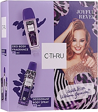 Profumi e cosmetici C-THRU Joyful Revel - Set (deo/spray/150ml + b/deo/75ml)