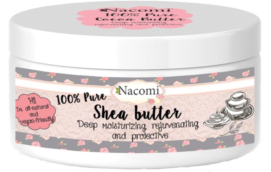 Burro di karitè - Nacomi Natural Shea Butter