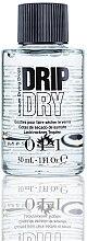 Profumi e cosmetici Lacca ad asciugatura rapida - O.P.I Drip Dry Drops