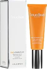 Profumi e cosmetici Emulsione con vitamine per pelli grasse e miste - Natura Bisse C+C Vitamin Fluid SPF 10