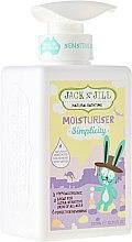 Profumi e cosmetici Latte corpo, per bambini - Jack N' Jill Moisturiser Simplicity