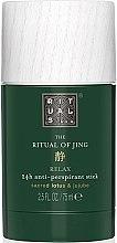 Profumi e cosmetici Deodorante antitraspirante - Rituals The Ritual of Jing Anti-Perspirant Stick