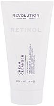 Profumi e cosmetici Crema detergente viso - Revolution Skincare Retinol Cleansing Cream