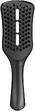 Profumi e cosmetici Spazzola per asciugacapelli - Tangle Teezer Easy Dry & Go Jet Black