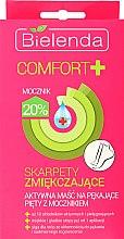 Profumi e cosmetici Maschera attiva per i piedi - Bielenda Comfort+ Active Foot Mask with Socks