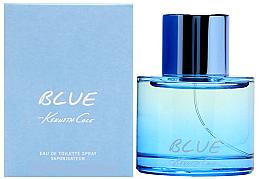 Profumi e cosmetici Kenneth Cole Blue - Eau de toilette