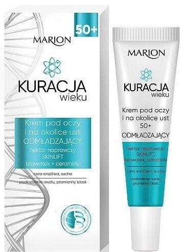 Crema contorno occhi e labbra - Marion Age Eye Cream