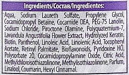 Shampoo per capelli grassi e soggetti a forfora - Barwa Herbal Lavender Shampoo — foto N5