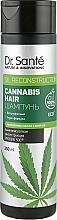 Profumi e cosmetici Shampoo - Dr. Sante Cannabis Hair Shampoo