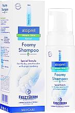 Profumi e cosmetici Shampoo-schiuma per capelli - Frezyderm Atoprel Foamy Shampoo