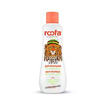 Profumi e cosmetici Gel-shampoo all'aloe vera e pantenolo - Roofa Cool Kids Gel Shampoo