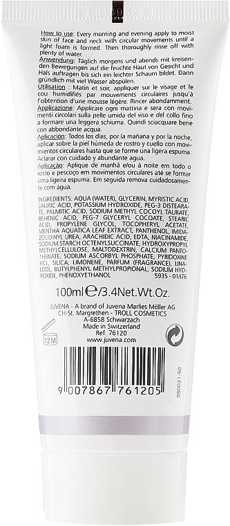 Schiuma detergente viso - Juvena Pure Cleansing Clarifying Cleansing Foam — foto N5