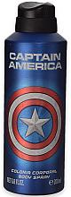 Profumi e cosmetici Deodorante - Marvel Captain America Deodorant
