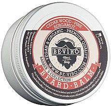 Profumi e cosmetici Balsamo per barba - Beviro Beard Balm Cedar Wood Pine Bergamot