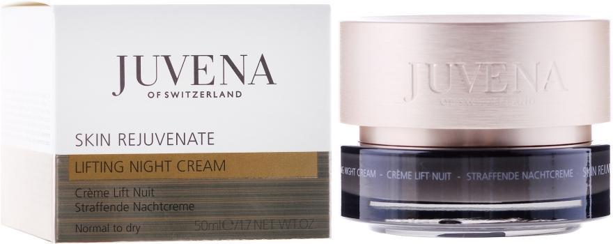 Crema rassodante da notte - Juvena Skin Rejuvenate Lifting Night Cream Normal To Dry Skin — foto N1