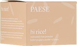 Profumi e cosmetici Polvere di riso tonificante - Paese Hi Rice Coloured Rice Powder