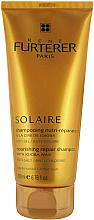 Profumi e cosmetici Shampoo per capelli - Rene Furterer Solaire Nourishing Repair Shampoo