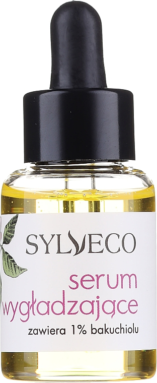 Siero viso levigante - Sylveco Smoothing Serum — foto N2