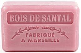 """Profumi e cosmetici Sapone di Marsiglia """"Legno di sandalo"""" - Foufour Savonnette Marseillaise"""