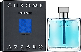 Azzaro Chrome Intense - Eau de toilette  — foto N2