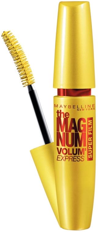 Mascara - Maybelline The Magnum Volum' Express Super Film — foto N1