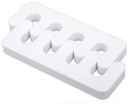 Profumi e cosmetici Separatori dita, per pedicure - Sefiros Foam Toe Seperator