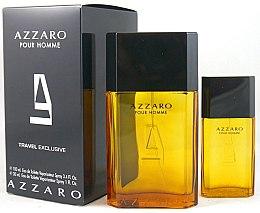 Profumi e cosmetici Azzaro Pour Homme - Set (edt/100ml + edt/30ml)