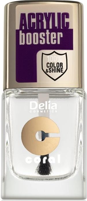 Fissatore smalto con effetto gel-smalto - Delia Acrylic Booster Top Coat